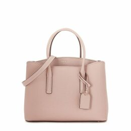 Kate Spade New York Margaux Blush Leather Satchel