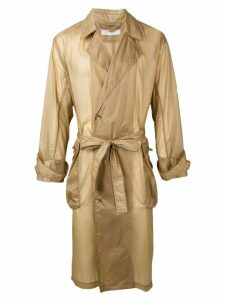 A.A. Spectrum belted trench coat - Brown
