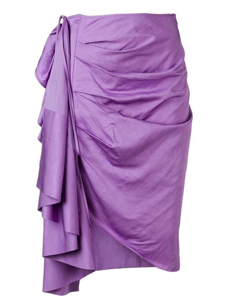 Solace London Belot skirt - Purple