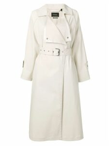 Isabel Marant Jamet trench coat - Neutrals