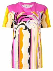 Emilio Pucci Guanabana print T-shirt - Multicolour