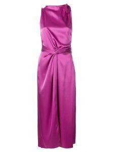 Nanushka Kalila dress - Purple