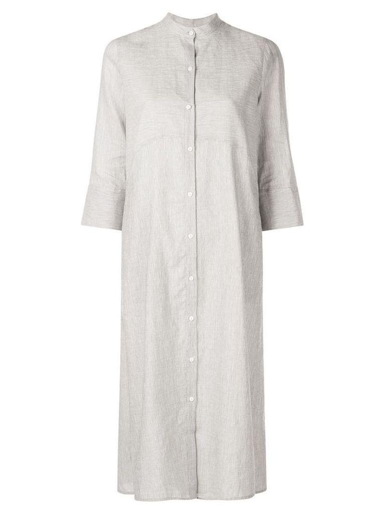 Bamford Watch Department mid-length day dress - Grey