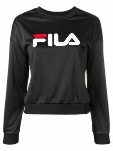 Fila logo sweatshirt - Black