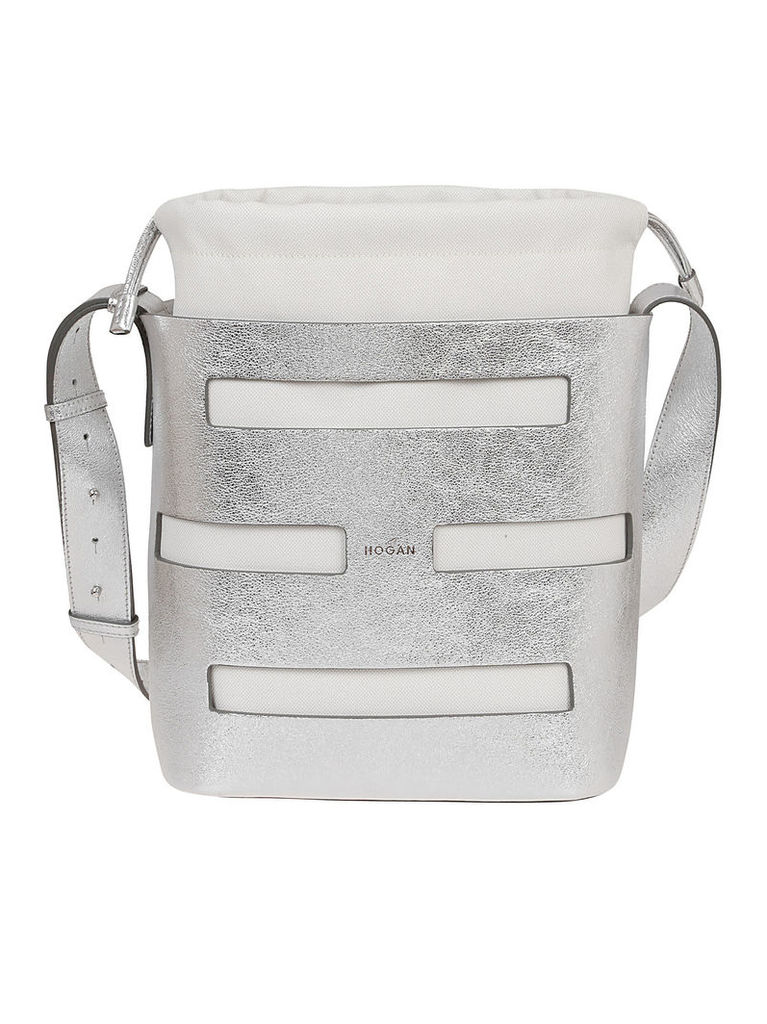 Hogan Maxi Bucket Bag