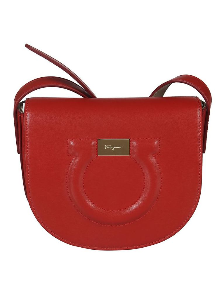 Salvatore Ferragamo Gancini Small Shoulder Bag