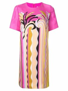 Emilio Pucci Guanabana T-shirt dress - Pink
