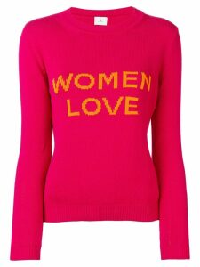 Peuterey women love jumper - PINK