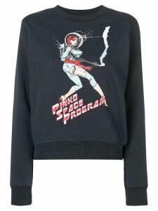 Pinko black Space Program sweater - Grey
