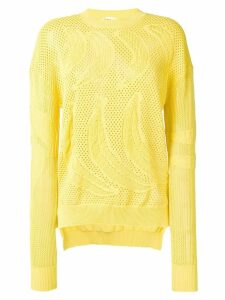 Sonia Rykiel Banana jumper - Yellow