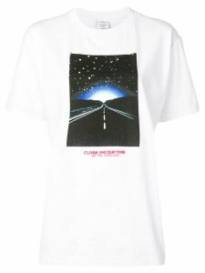 Marcelo Burlon County Of Milan Close Encounters T-shirt - White