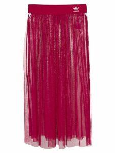 Adidas tulle midi skirt - Pink