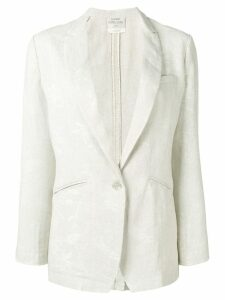 Forte Forte classic tailored blazer - Neutrals