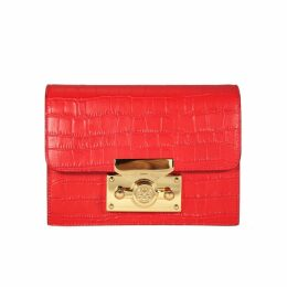 Subella London - Saya Red Croc