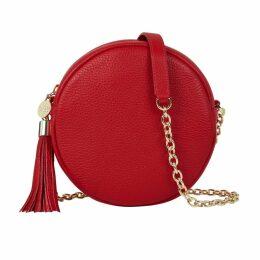Aurora London - Cleo Bag Red