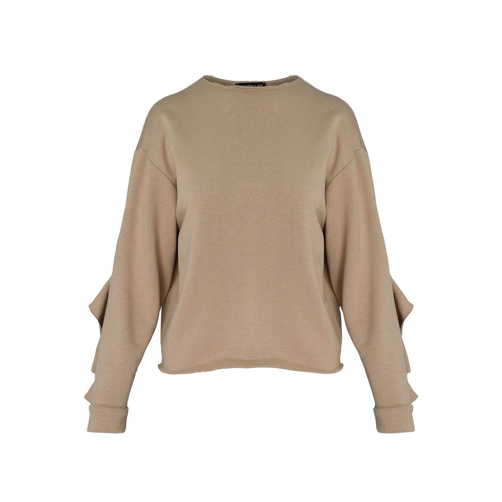 illicia - Grace Oxblood Red Top Handle Handbag With Interchangeable Kale Braided Handle