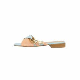 UNDRESS - Flora Pastel Floral Printed Midi Shirt Dress