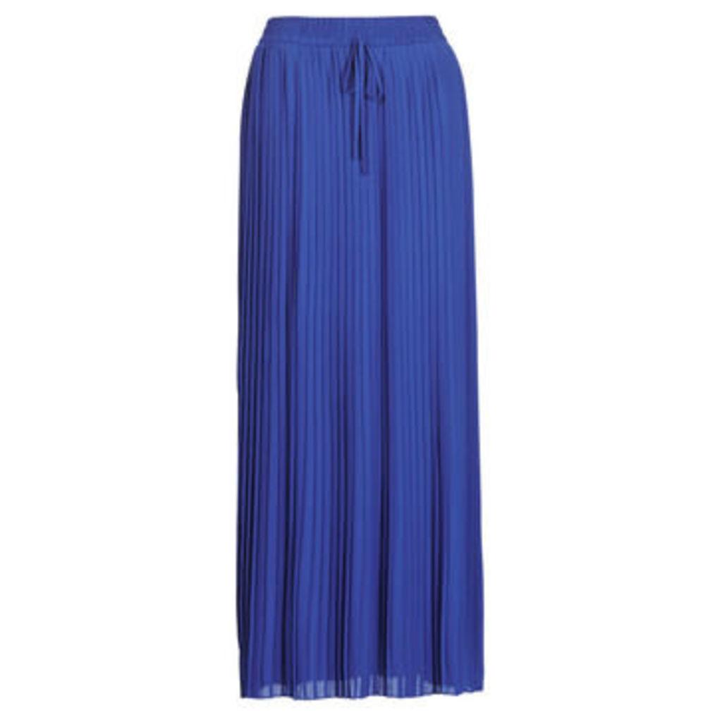 LPB Woman  AZITARLE  women's Skirt in Blue