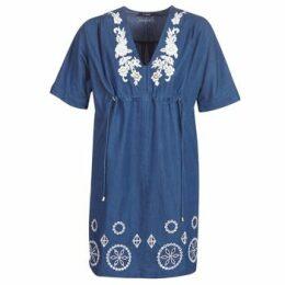 Desigual  ELECTRA  women's Dress in Blue