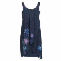 Desigual  GRACIELA  women's Dress in Blue