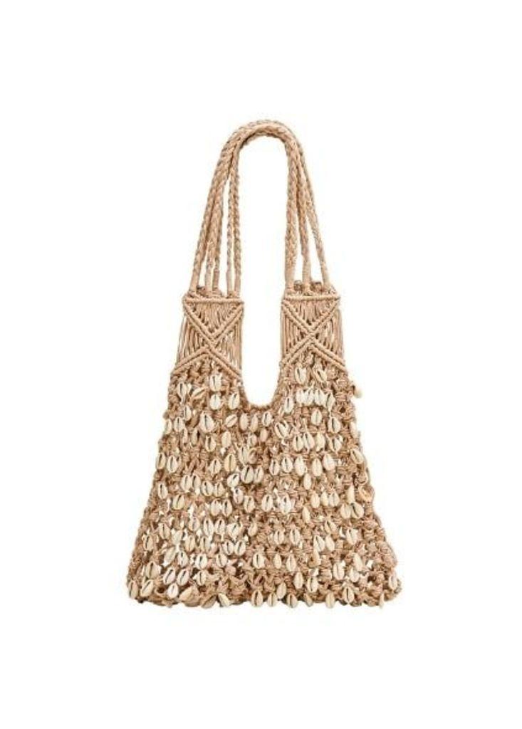 Seashell net bag