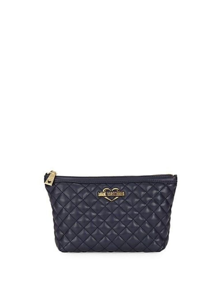 Super Quilted Travel Pouch