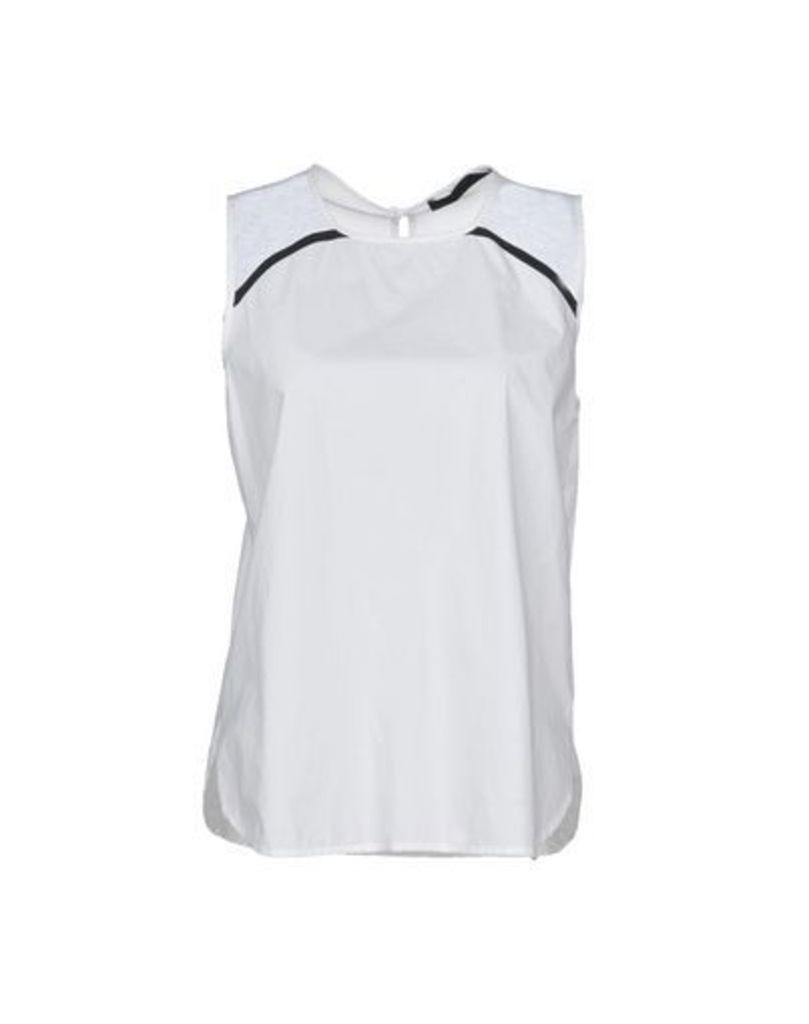 KARL LAGERFELD TOPWEAR Tops Women on YOOX.COM