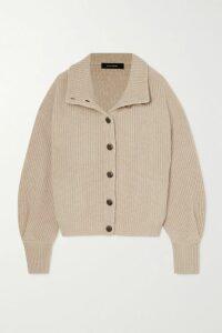 Helmut Lang - Boiler Belted Crinkled-satin Trench Coat - White
