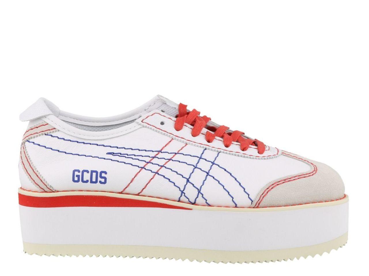 Gcds Mexico Platform Sneakers