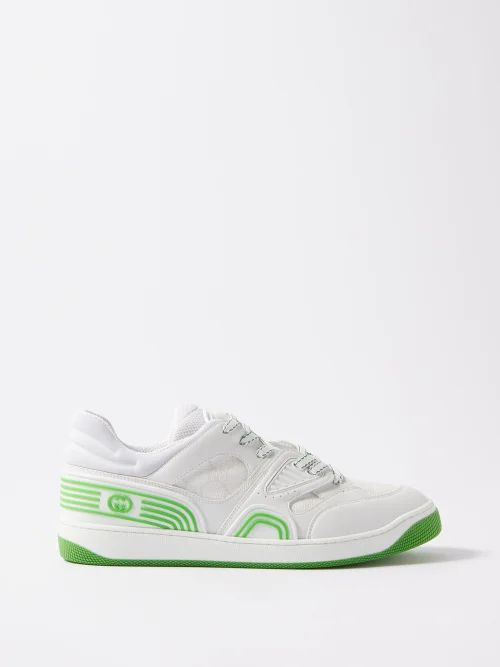 Mm6 Maison Margiela - Single Breasted Cotton Twill Blazer - Womens - Black