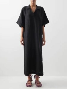 Glorinha Paranagua - Large Bamboo Clutch Bag - Womens - Light Brown