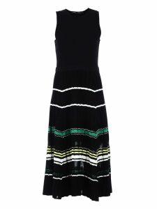 Proenza Schouler Striped Sleeveless Dress