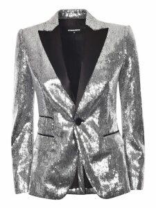 Dsquared2 Sequin Embellished Blazer