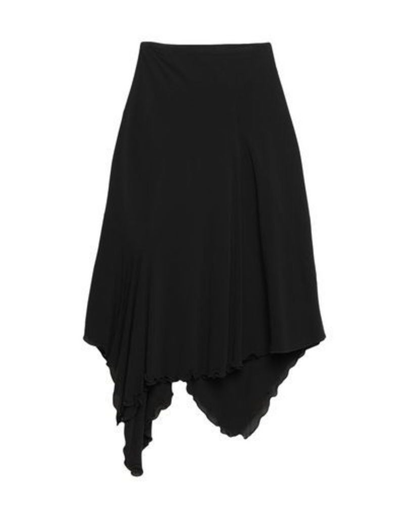HYBRIS SKIRTS Knee length skirts Women on YOOX.COM