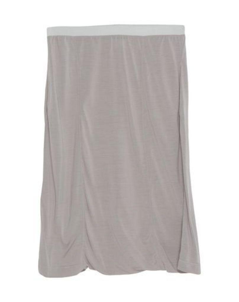 KristenseN DU NORD SKIRTS Knee length skirts Women on YOOX.COM