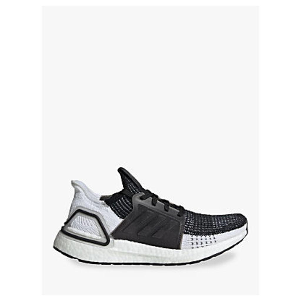 adidas UltraBOOST 19 Women's Running Shoes, Core Black/Grey Six