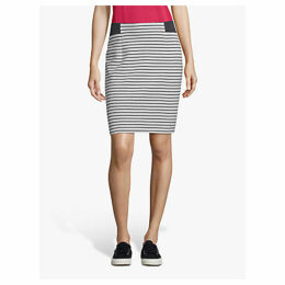 Betty Barclay Striped Skirt, Multi