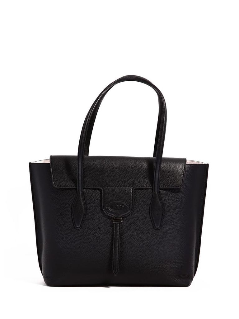 Tod's Joy Bag Black Leather