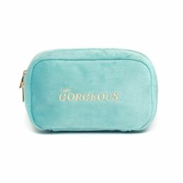 PAISIE - Relaxed Fit Knitted V-Neck Top With Silk Panel In Yellow