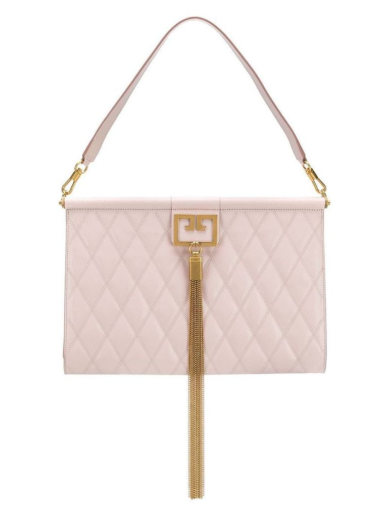 Givenchy large GEM shoulder bag - Pink
