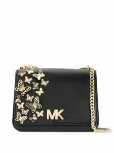 Michael Michael Kors Mott Butterfly crossbody bag - Black