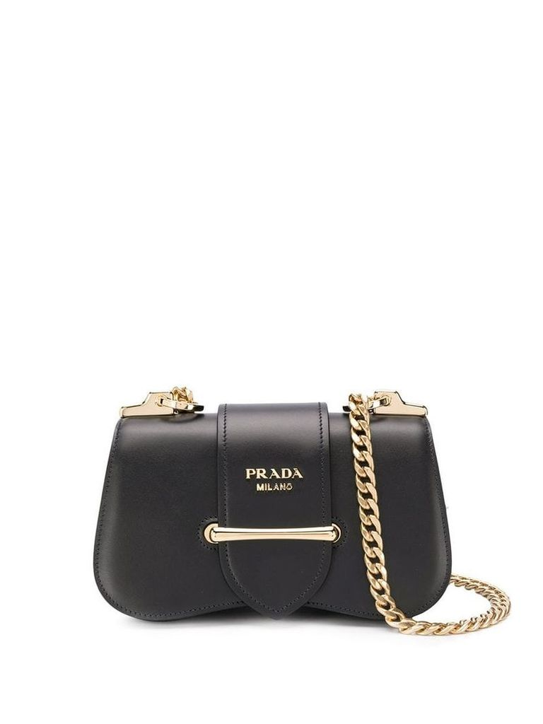 Prada Sidonie shoulder bag - Black