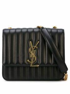 Saint Laurent Nikki medium shoulder bag - Black