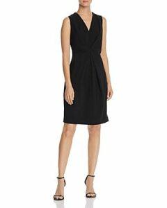 nanette Nanette Lepore Envelope-Front Dress