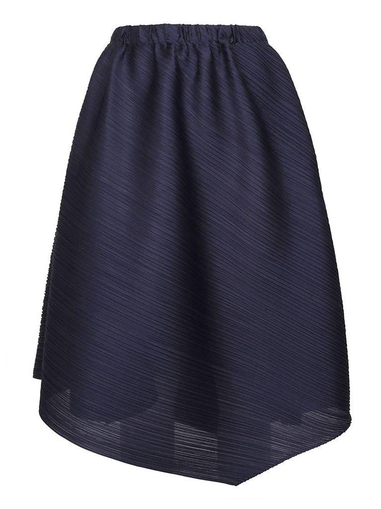 Issey Miyake Loose-fit Midi Skirt