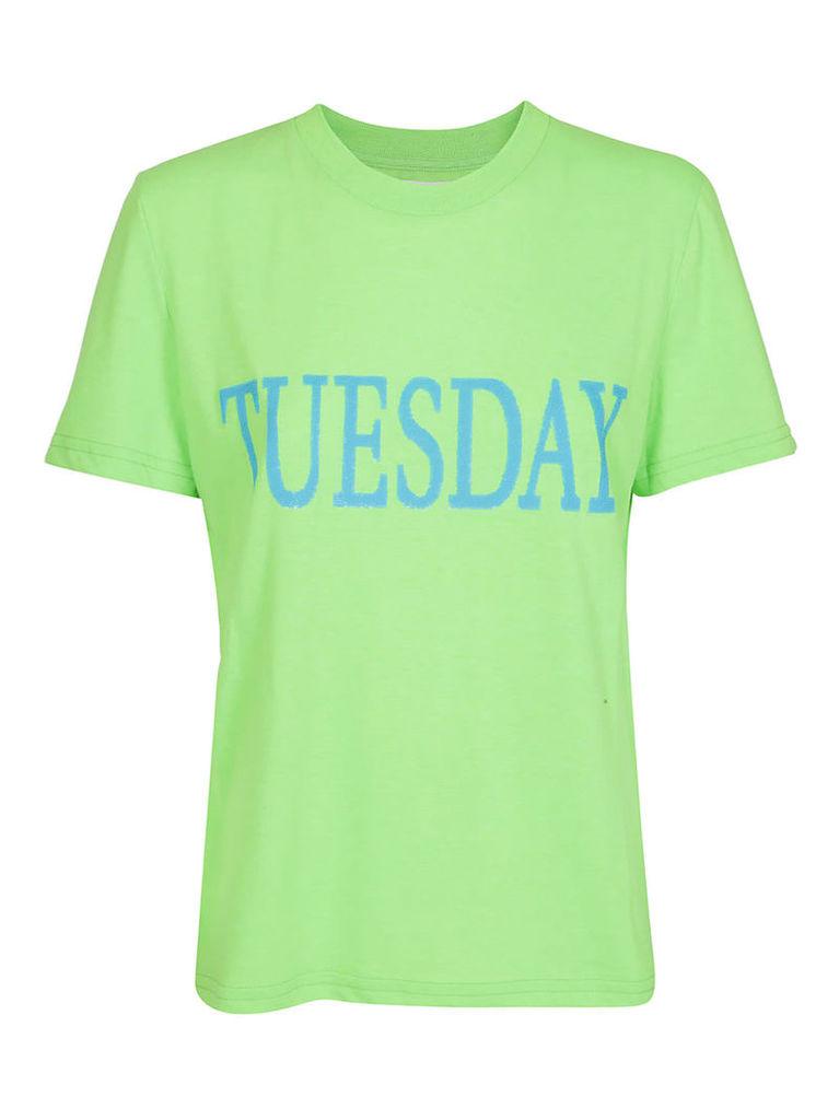 Alberta Ferretti Tuesday Print T-shirt