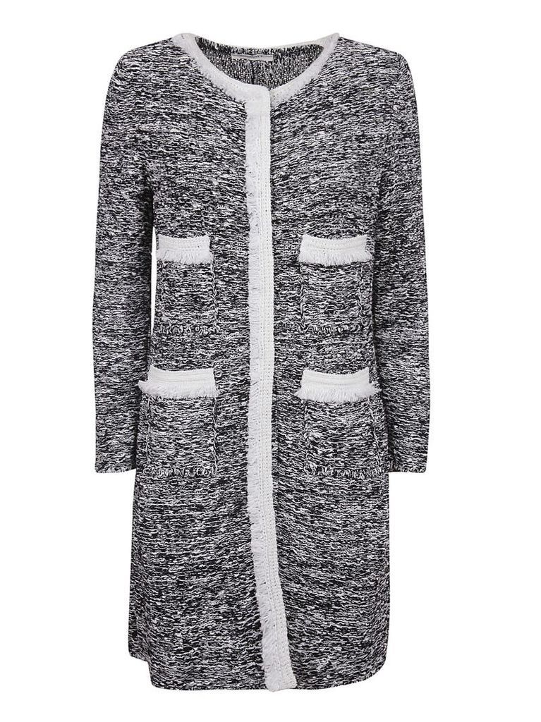 Charlott Frayed Coat