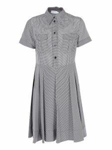 Calvin Klein Gingham Dress