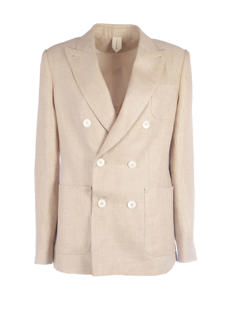 Max Mara Double Breasted Blazer