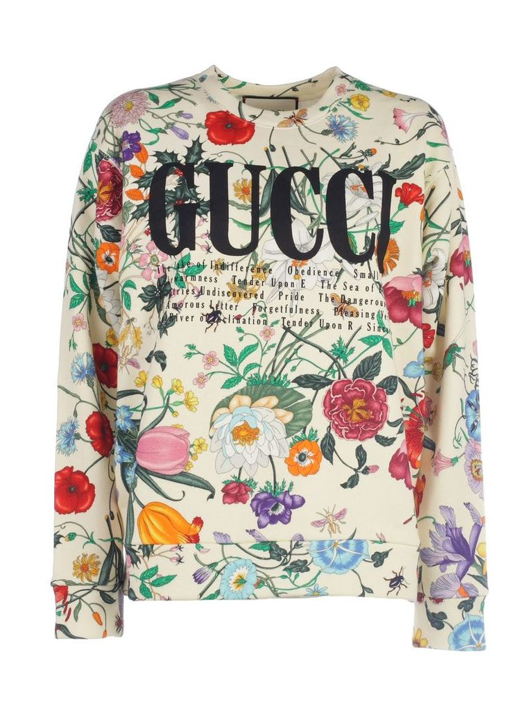 Gucci Oversized Sweatshirt